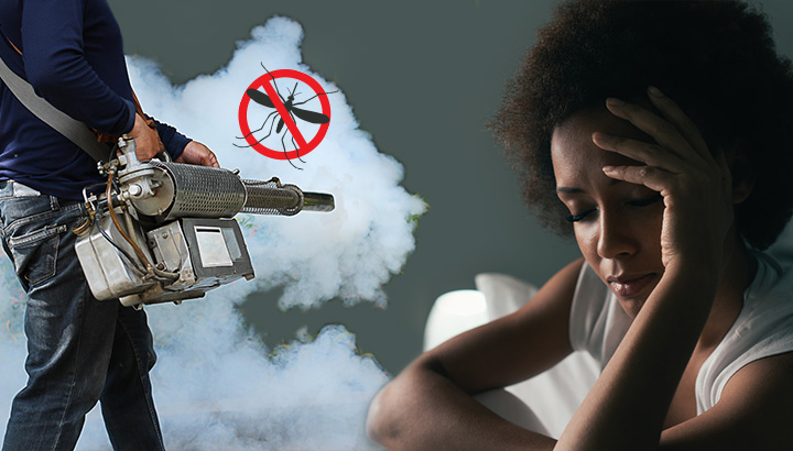How insecticides might be ruining your sleep