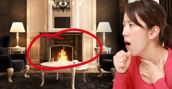 Is your fireplace giving you lung cancer