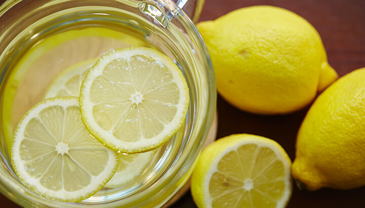 Lemon is a powerful ingredient for weight loss.