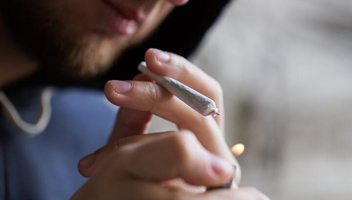 Overall, men tend to use more marijuana than females.