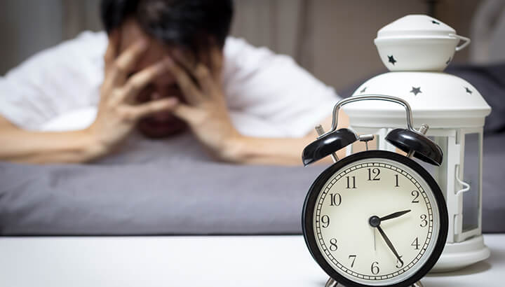 Poor sleep quality can pave the way for illnesses.