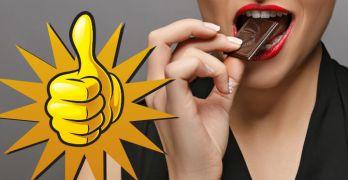 Reasons to eat dark chocolate every day