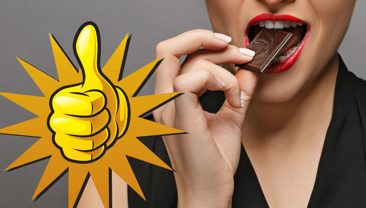 Reasons to eat dark chocolate every day
