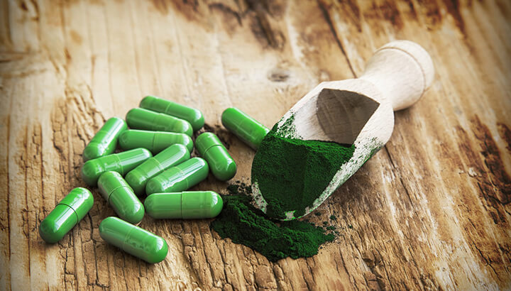 Spirulina has many of the same minerals and vitamins as bone broth.