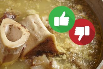 The pros and cons of bone broth
