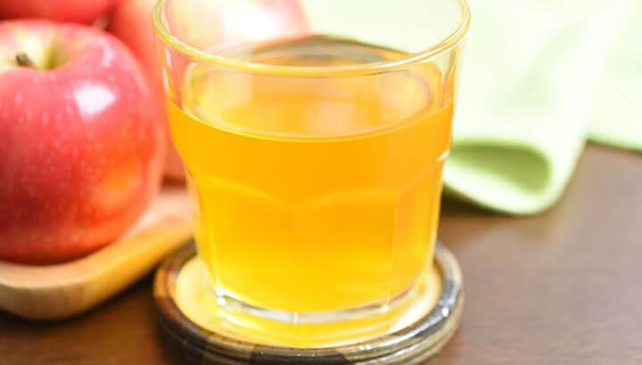 Apple cider vinegar can help banish fat.