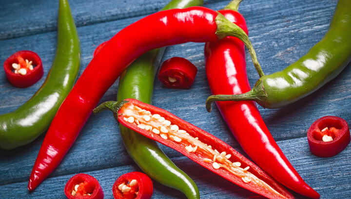 Researchers found capsaicin to have a range of health benefits.