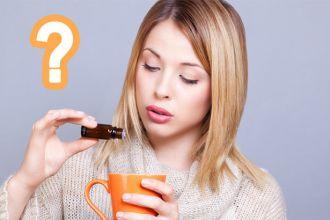 Should you drink essential oils