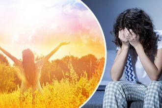 Symptoms of a vitamin D deficiency