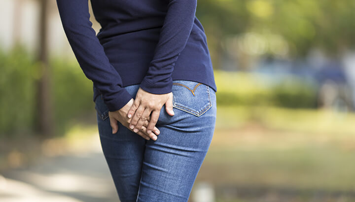 Both internal and external hemorrhoids can be treated naturally with ACV.